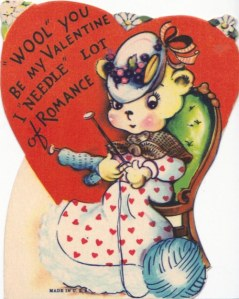 heart vintage-valentine-knitting-dog