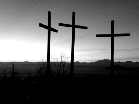 Easter-crosses