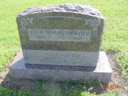 ms shriner headstone