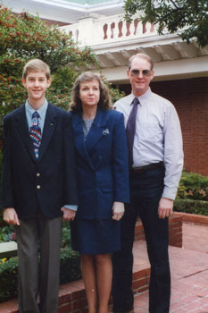 Luke, Kathy & Alan